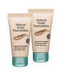 Alterra Natural Finish Foundation
