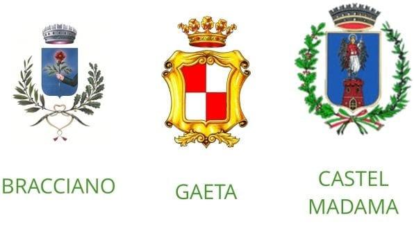 I tre Comuni del Consorzio intercomunale delle farmacie laziali