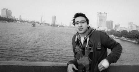O fotógrafo egípcio morreu