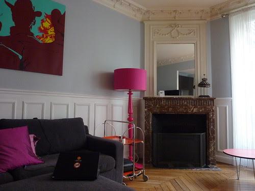 My corner in Paris