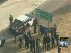 East Bay Hwy. Dedicated To Fallen Officer
