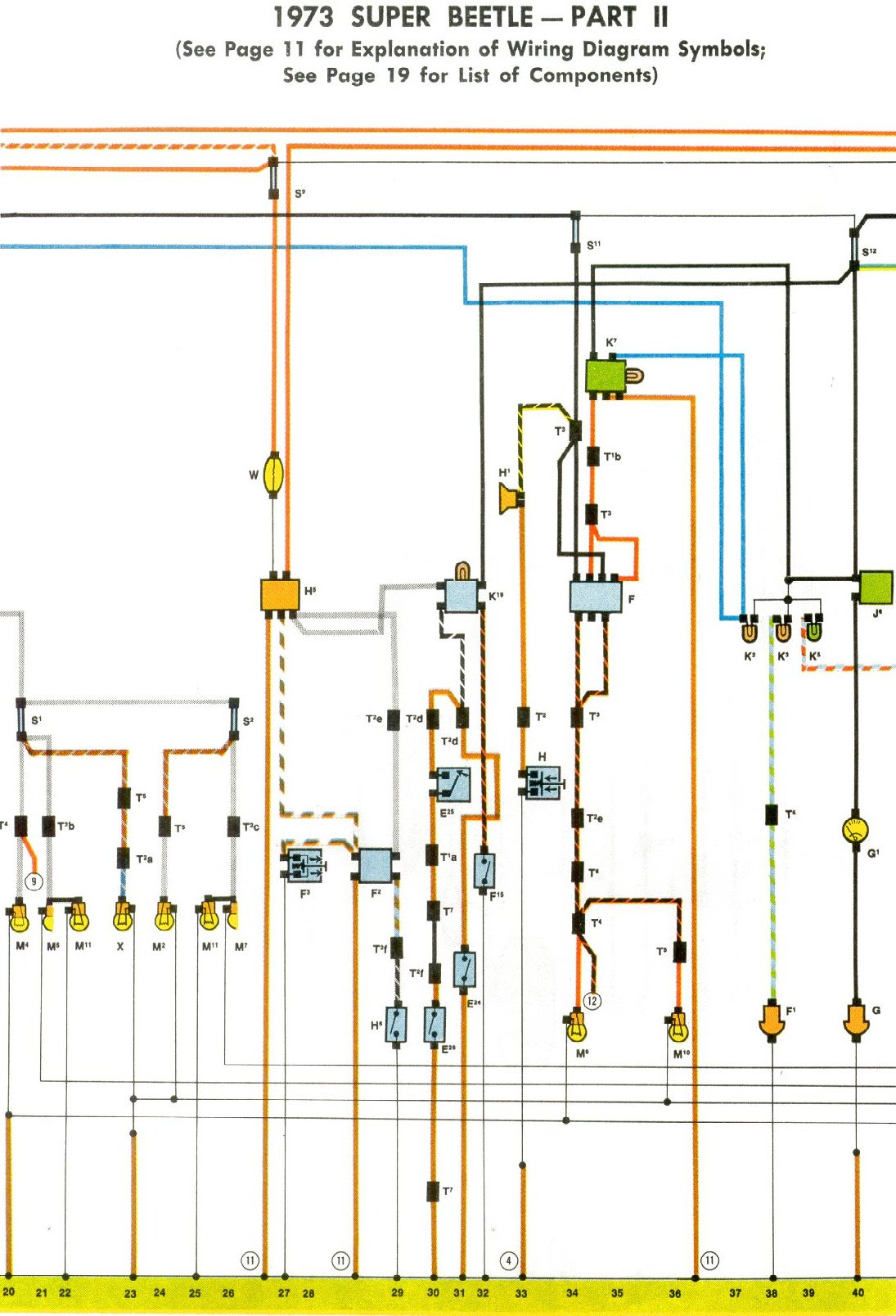 Diagram Vw Super Beetle Wiring Diagram Full Version Hd Quality Wiring Diagram Uwiringx18 Locandadossello It