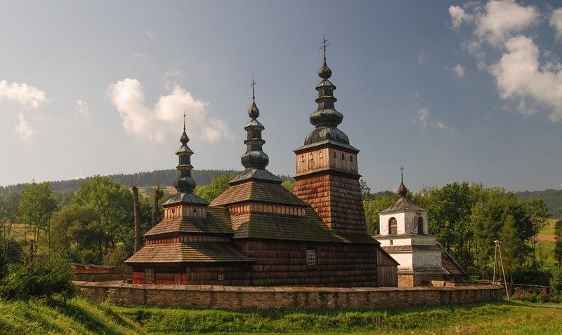 Карпатские церкви