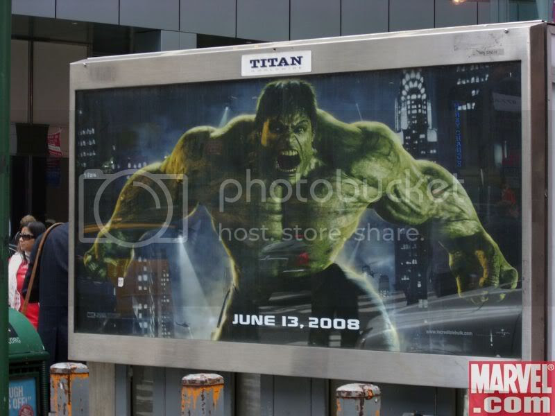 Hulk@NYC