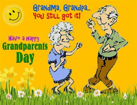 You Still Got It! Free Grandparents Day eCards, Greeting