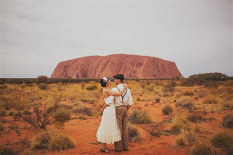 'Paula   Nathan Elope in Uluru' Ideabook by Azure Nelson