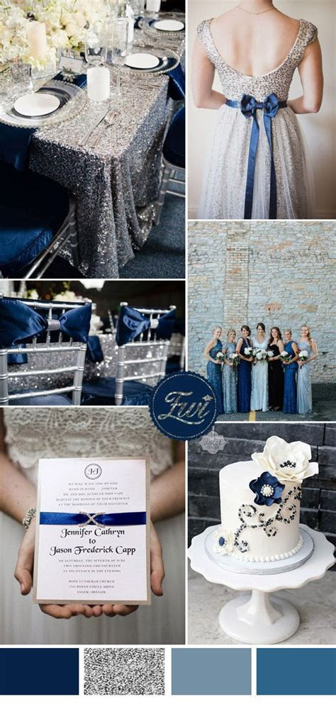 Wedding Trends:Seven Stunning Wedding Color Ideas In