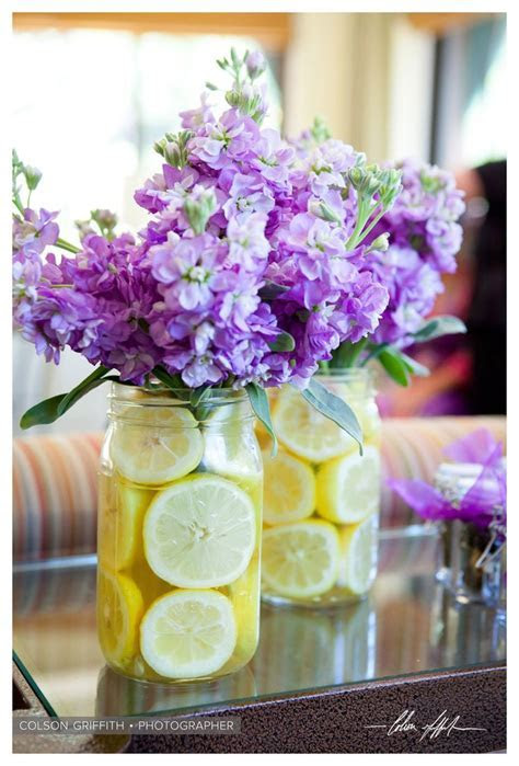 Best 25  Lavender centerpieces ideas on Pinterest   Dried