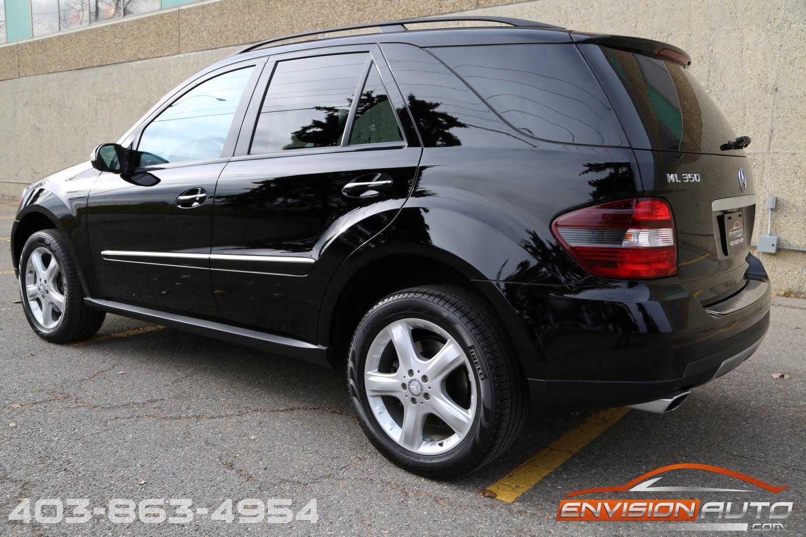 2008 Mercedes-Benz ML350 4Matic   Envision Auto - Calgary ...