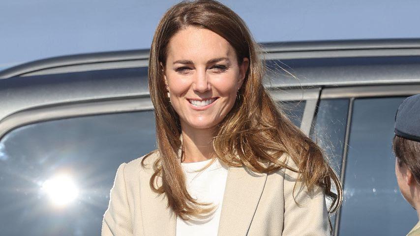 Nach Sommerpause: So elegant ist Herzogin Kate bei Event!
