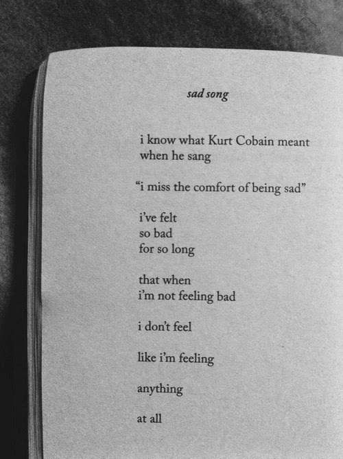 Love Quote Text Sad Music Quotes Song Kurt Cobain Nirvana Grunge Band Feelings Bad Bands Sad Song Kris Novoselic Skater Girl Till Death