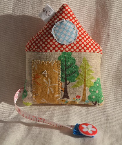 House tape measure by Poppyprint