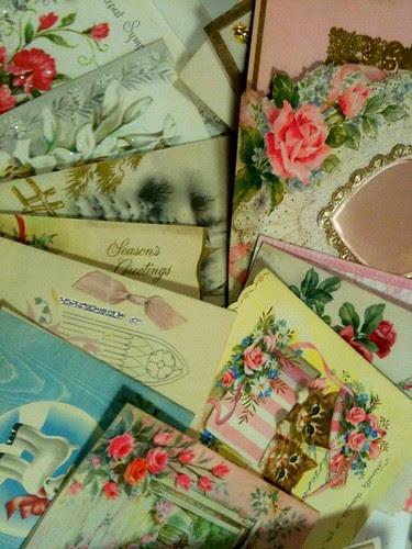 Vintage Greeting Cards! 3