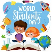 World Students Day 2020 Images Photo HD Wallpaper Download Happy Students Day Picture Drawing Poster Pics