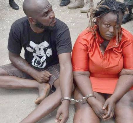 Lagos police arrest lovers who stole N38 million health insurance funds and fled to Ghana