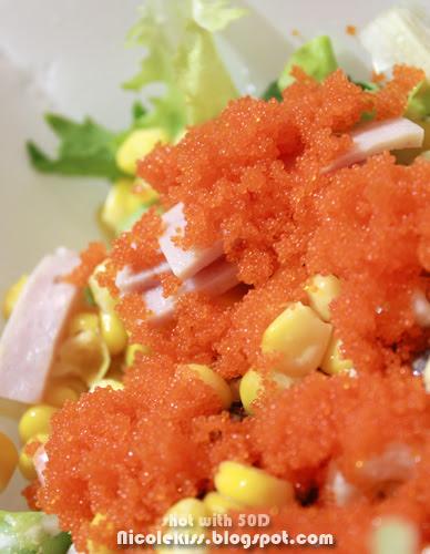 fish roe salad