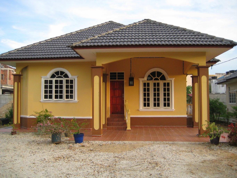 Model Rumah Idaman Sederhana Di Desa - Desain Rumah Minimalis