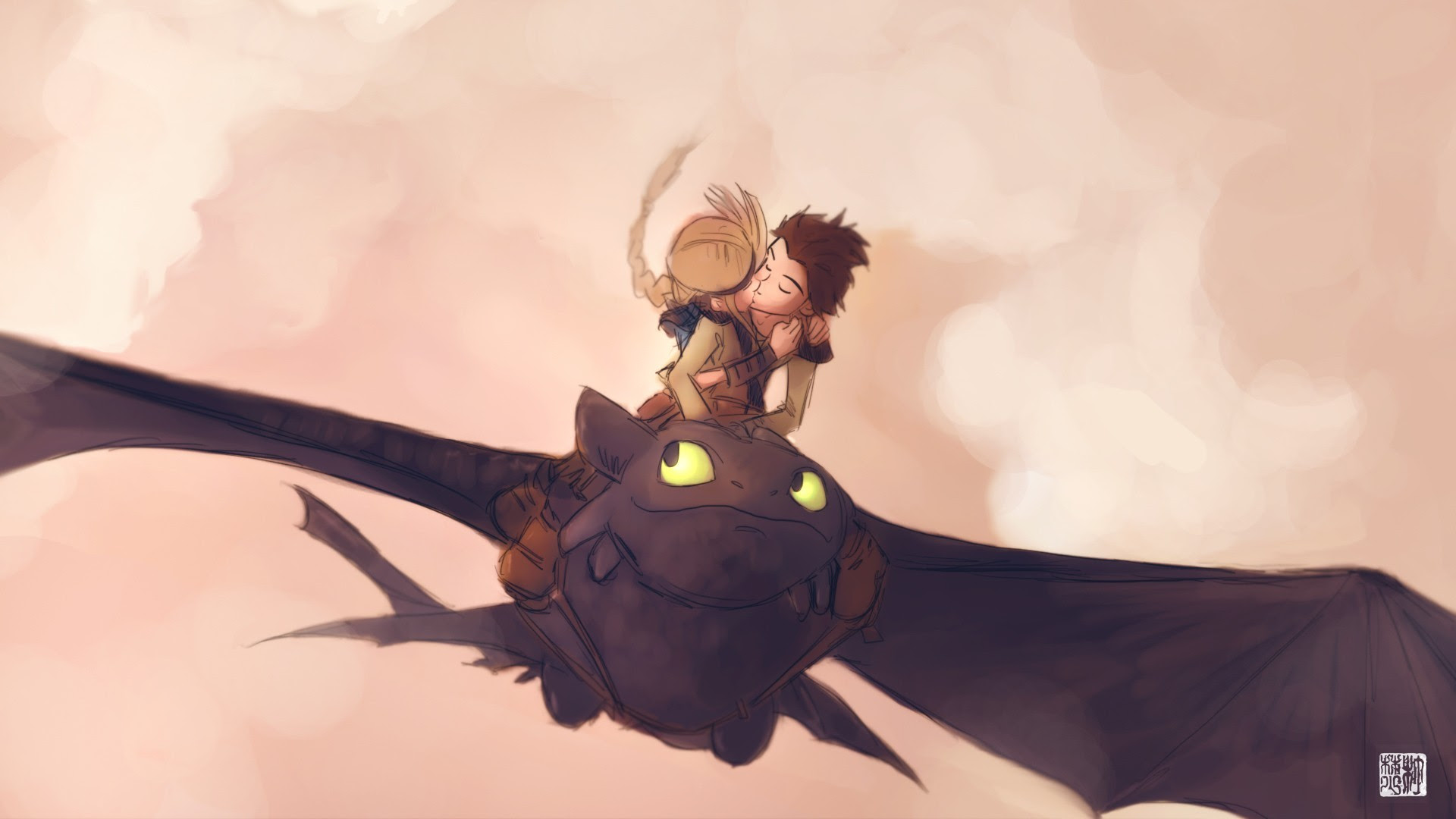 How To Train Your Dragon Desktop Wallpaper Wallpaper High
