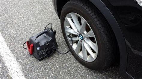bmw run flat tires torque news