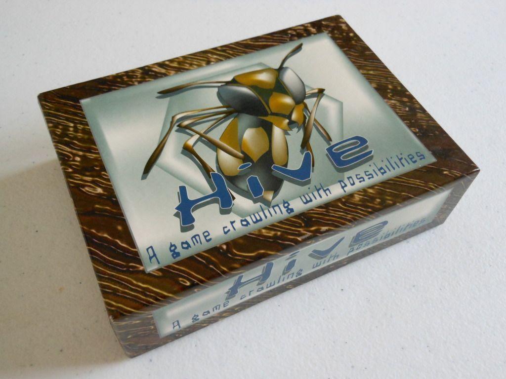 Hive - the box
