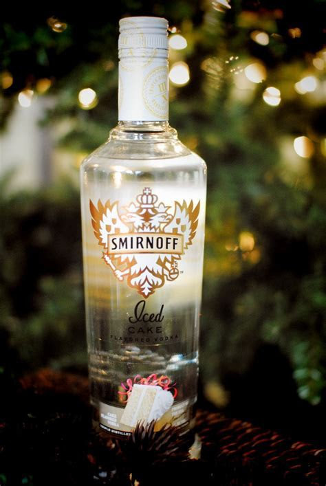 Smirnoff Iced Cake flavored vodka will be the icing on the