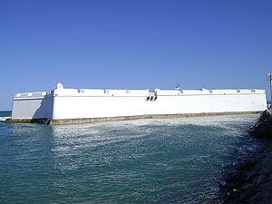 Português: Forte dos Reis Magos, Natal (RN), B...