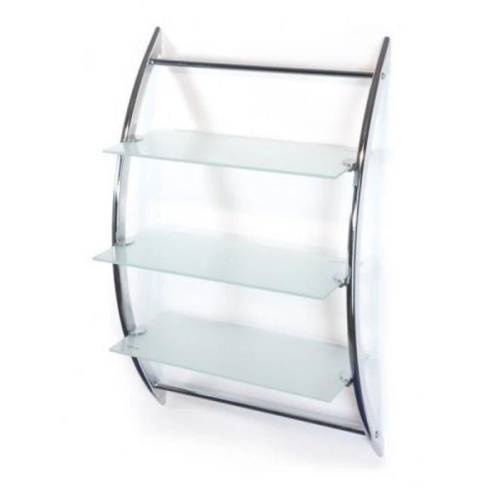 mobilier table etagere verre salle de bain. Black Bedroom Furniture Sets. Home Design Ideas