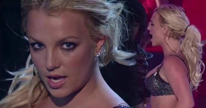 Britney Spears - Gimme More (VMAs 2007 Leaked Rehearsal)