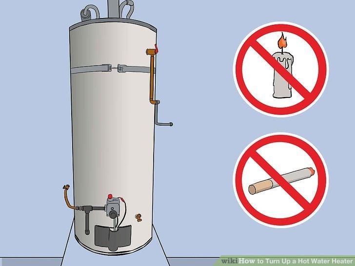Asal Tutorial How To Turn Up A Hot Water Heater