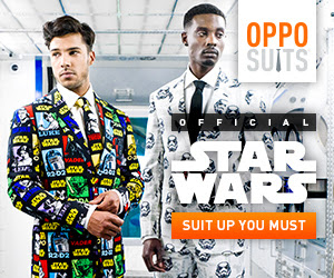OppoSuits Star Wars Suits