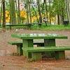O parque Raul Seixas, em Itaquera, que pode ser adotado
