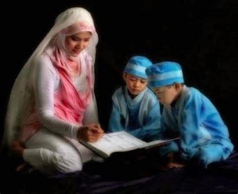 ketahui  mendidik anak secara islami  baik