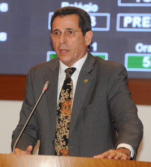 Deputado estadual Zé Carlos