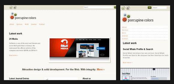 23 Vida MRR: sitios web móviles y de escritorio