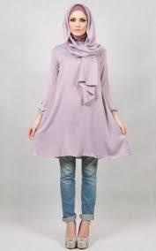 Model Hijab Terbaru yang Simple dan Trendy untuk Hijabers