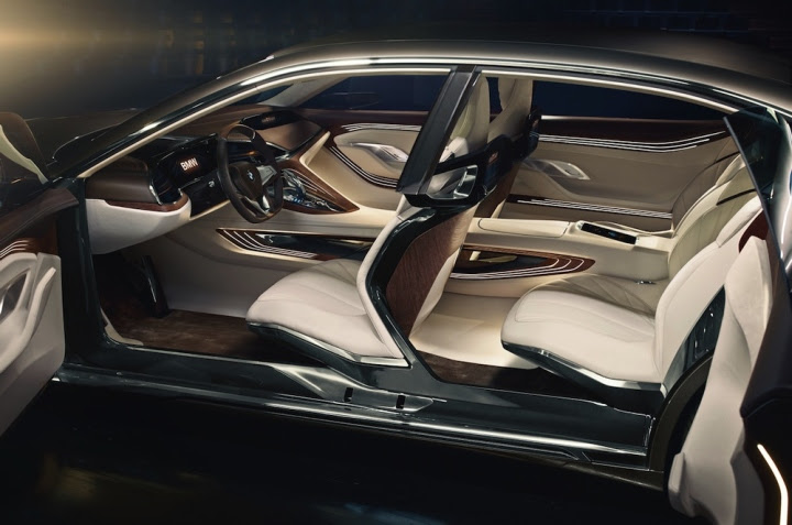 BMW 7-Series Concept Car » Retail Design Blog