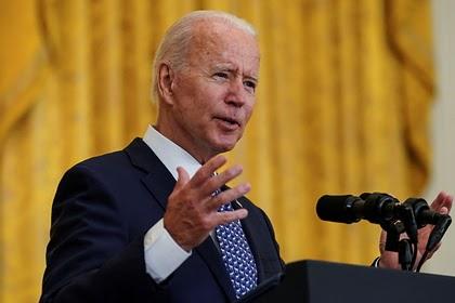 Байден назвал ошибочными попытки США объединить Афганистан