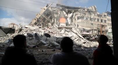 В Совбезе ООН обсудят ситуацию вокруг Палестины и Израиля