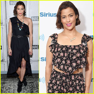 Paula Patton Talks 'Somewhere Between' Ahead of Premiere