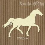 Чипборд Лошадь №2