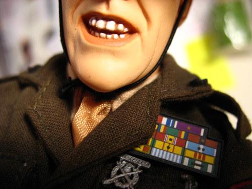 R. Lee's freaky teeth