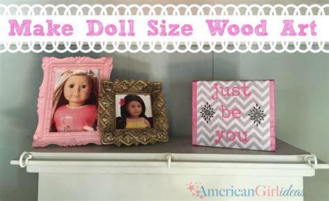 doll size artwork printables american girl ideas