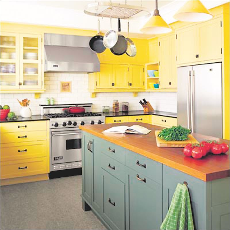 It's a new year, the perfect time to redo your kitchen - Toledo Blade