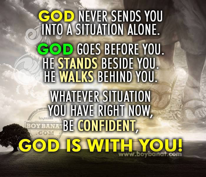God Will Take Care Of You Christian Motivations