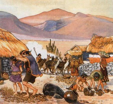 Resultado de imagen para Imperio Inca o Tahuantinsuyo