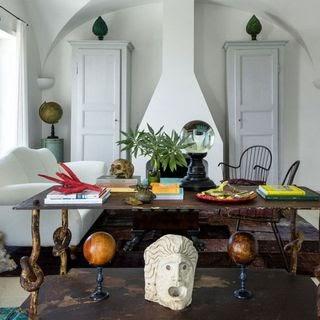 Ideas For Living Room Corner Table Decoration Ideas wallpaper