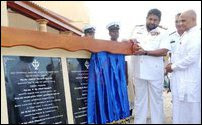 SL Navy declaring open church at Kachchatheevu