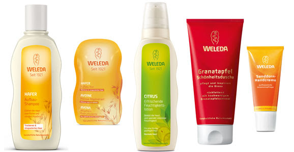 Weleda Produktkomposition