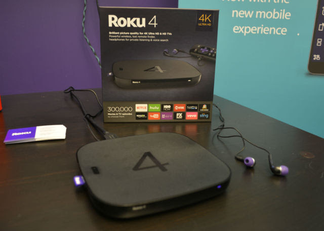 Put 4K Blu-ray for 4K TV Playback via Roku 4 on Mac El Capitan-Roku