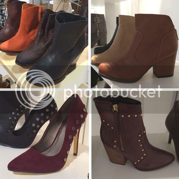 flat studs and raw edges footwear trend 2015